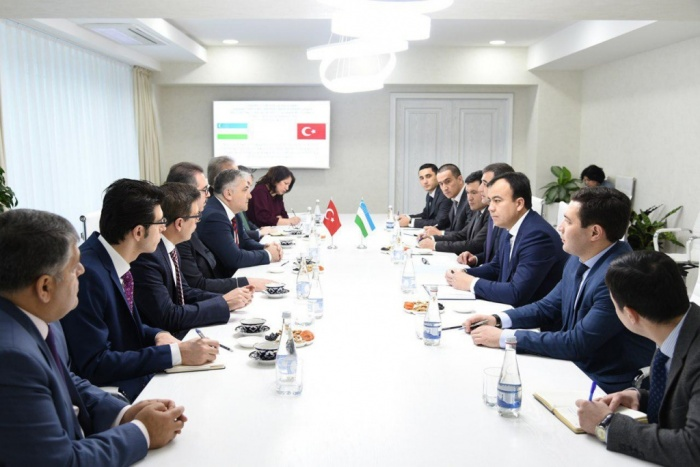 Developing Uzbek-Turkish cooperation in the sphere of energy resources