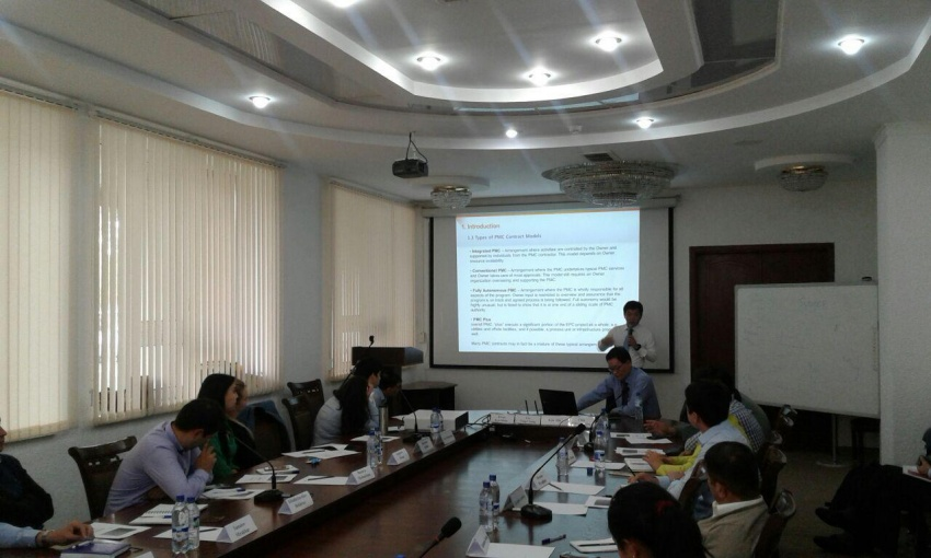 Training on «Design of production of olefins and products based on them»